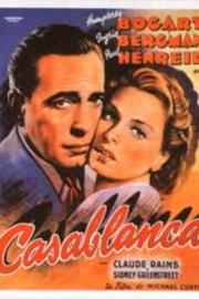 """Третья позиция - за кинокартиной Майкла Кертица """"Касабланка"""", снятой в 1942 г."""