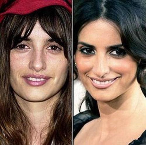 Голливудские звезды без макияжа