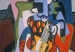 Sotheby's покажет «Арлекина» Пикассо и отчет Гагарина