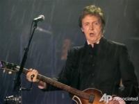 Концерт Пола Маккартни в Киеве