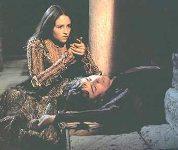 """Кадр из фильма """"Ромео и Джульетта"""""""
