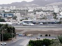 Эйлат, аэропорт
