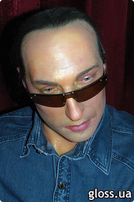 Мужик в очках