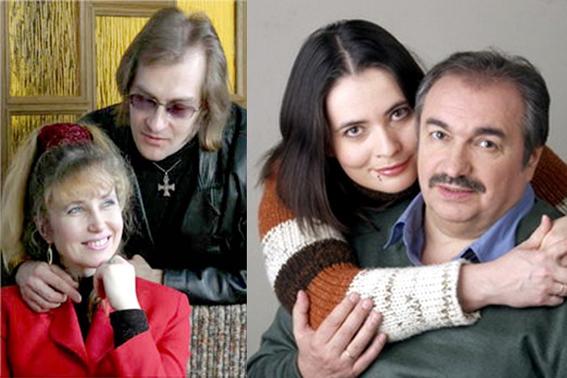 Нэз и Лана Светлые, Марина и Сергей Дьяченко
