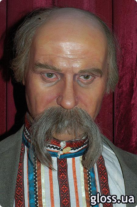 Шевченко и усы