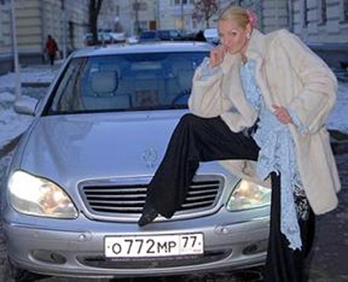 Анастасия Волочкова попала под горячую руку Лукашенко