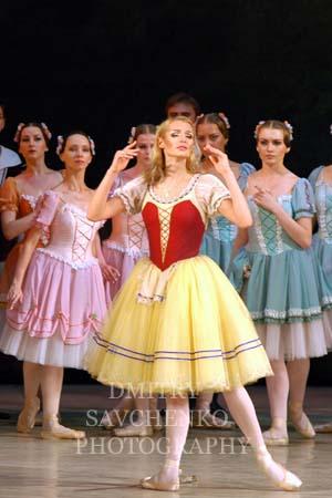 Поклонники Анастасии Волочковой вновь любуются ее телом