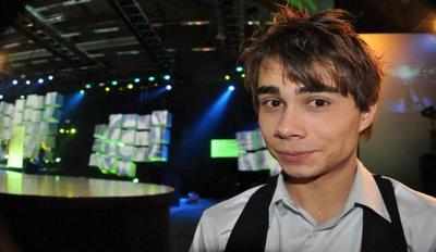 Александр Рыбак уходит в журналистику