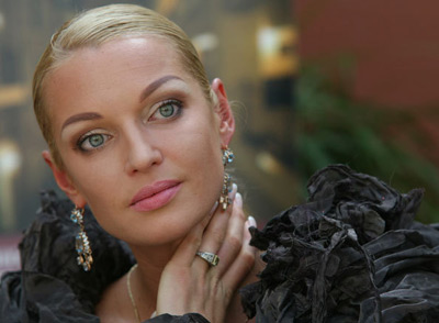 Анастасия Волочкова показала лицо без макияжа