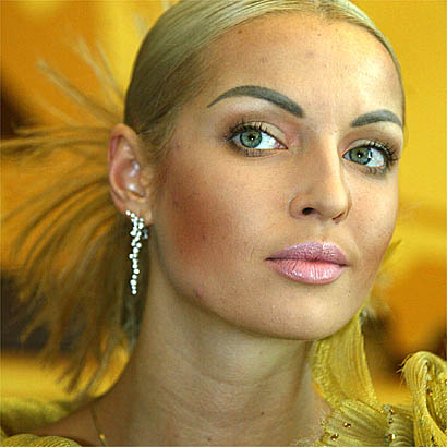 Анастасия Волочкова определилась с датой свадьбы