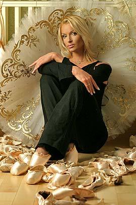 Волочкова рассказала секрет своей стройности