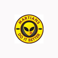 Martians Do It Better