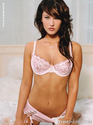 Читатели Esquire назвали Меган Фокс одной из самых сексуальных женщин современности