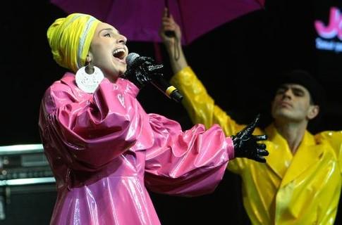 Джамала презентовала свой дебютный альбом. Фото