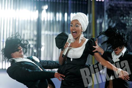 Джамала впервые выступит с сольным Revue Show
