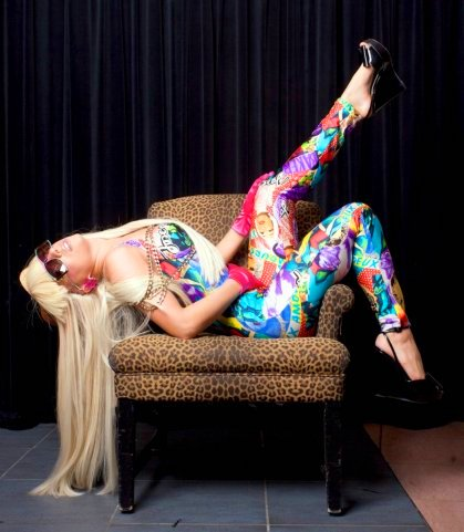 Леди Гага самая популярная в Твиттере