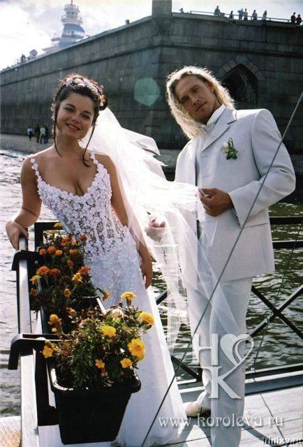 Наташа Королева снова вышла замуж