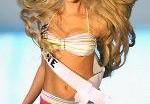 Украинскую красавицу Кристину Коц-Готлиб назвали секс-символом конкурса «Мисс Вселенная-2009»