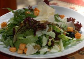 Лиственный салат