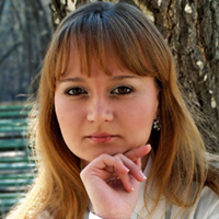 Анна Веселова