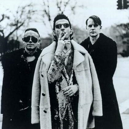 Песни Depeche Mode прозвучат в мюзикле Playing the Angel