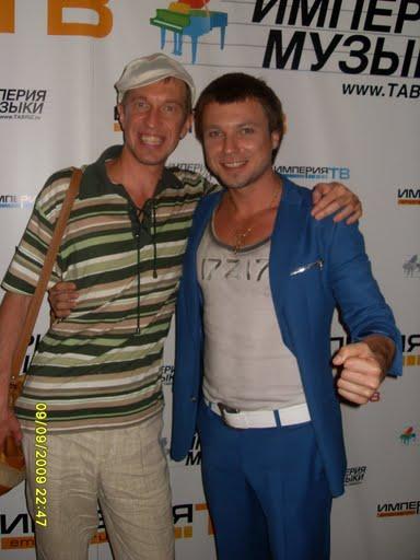 Сергей Соседов и Петр Дмитриченко