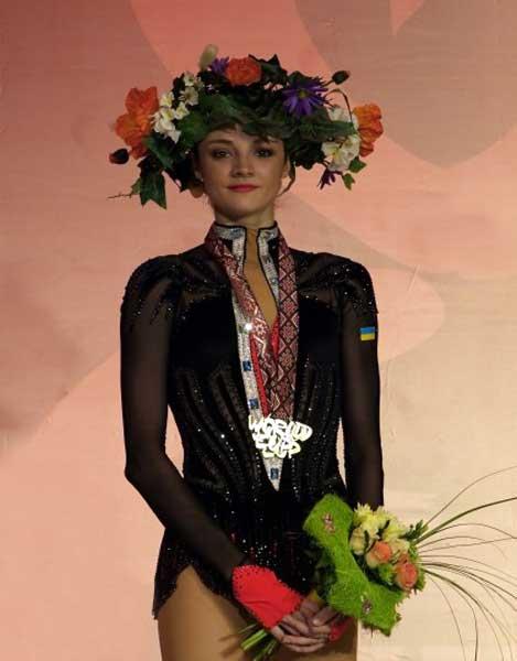 Анна Бессонова хочет создать линию одежды
