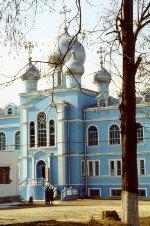 Выставочный зал Свято-Архангело-Михайловского женского монастыря