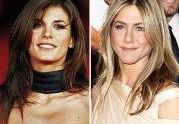 Девушка Джорджа Клуни сравнила Энистон с Игги Попом. Фото