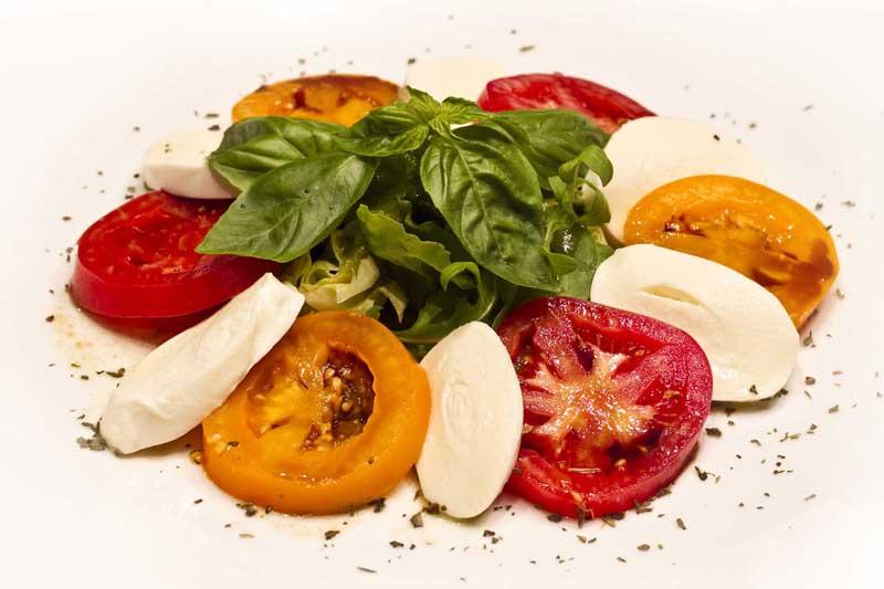 Капрезе - национальное блюдо Италии!