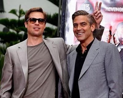 Девушка Джорджа Клуни пытается забеременеть