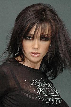 Анастасия Заворотнюк стала моделью