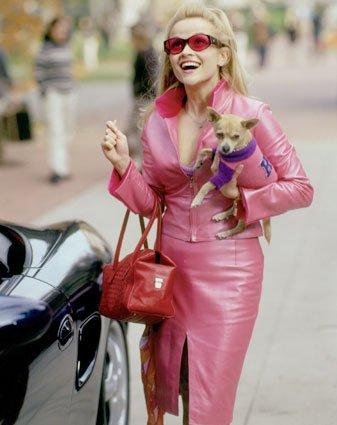 Риз Уизерспун продемонстрировала безупречное чувство стиля. Фото