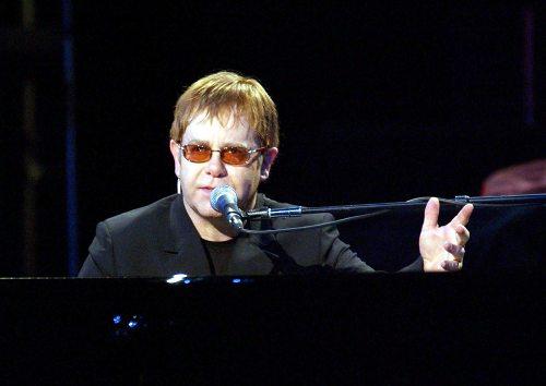 Выступление Элтона Джона в Москве