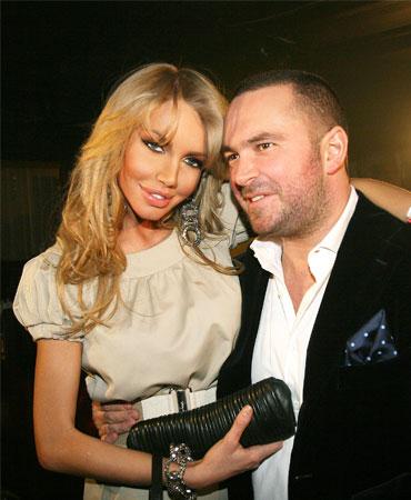 Билан потерял продюсера, а Рудковская сыновей и мужа-олигарха