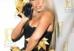 Lady GaGa отличилась на дефиле в Париже