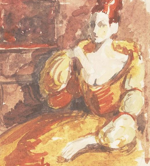 Ольга Чернышева - Женщина в желтом