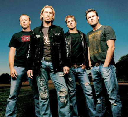 Группа Nickelback уступила в популярности соленому огурцу