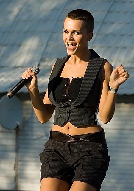 Певица Слава снова станет мамой