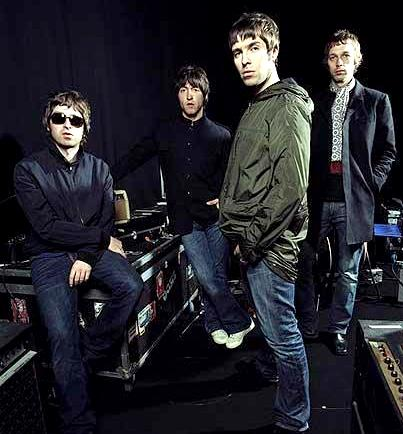 Oasis и Coldplay едут на Roskilde Festival. Фото