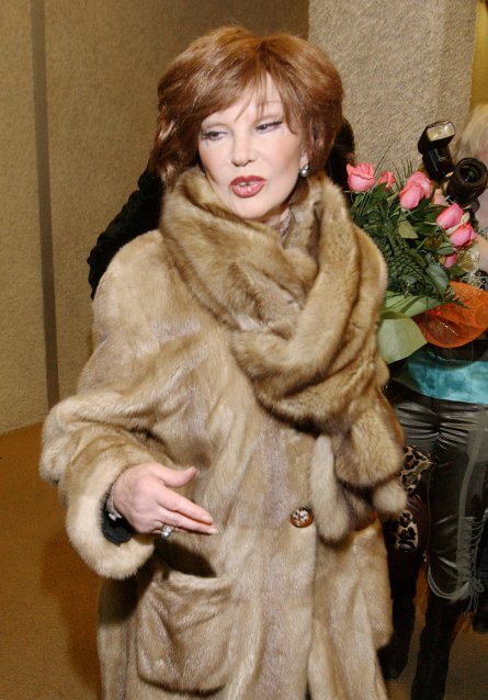 Людмила Гурченко приготовила сюрприз киевлянам