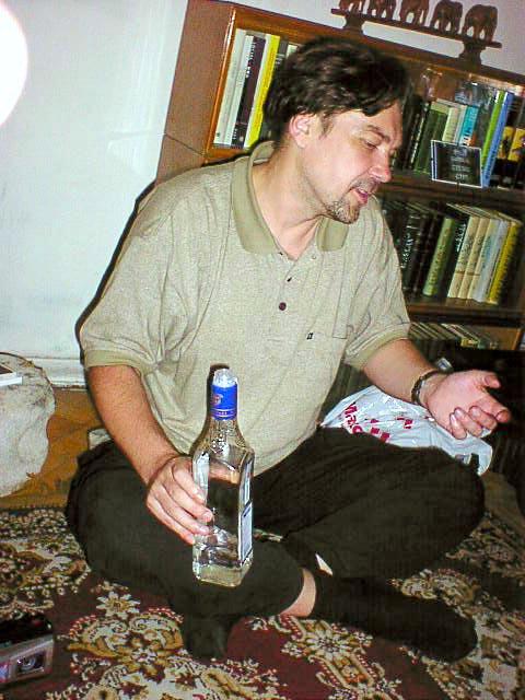 Андрухович поедет по Украине со своим Самогоном