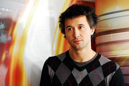 Сергей Бабкин снимается в кино