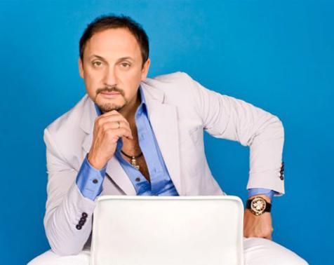 Стас Михайлов презентует новый альбом