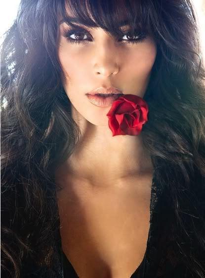 Ким Кардашян продемонстрировала отличный вкус в День всех влюбленных. Фото