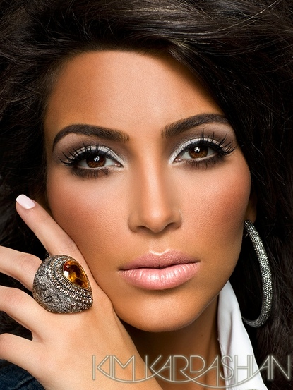 Ким Кардашиан в журнале Cosmopolitan Body 2012
