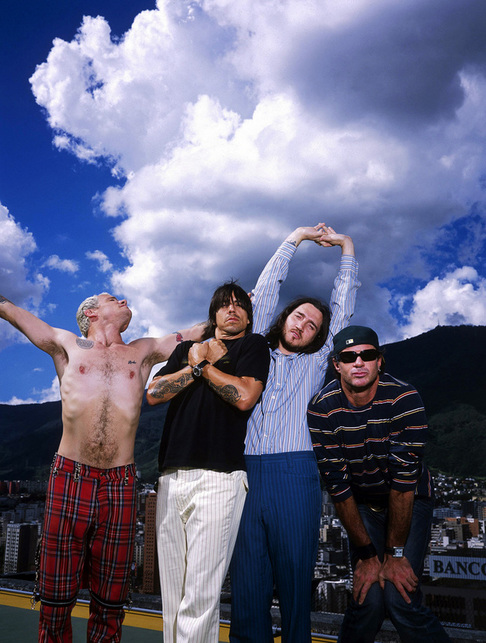 О жизни лидера Red Hot Chili Peppers снимут сериал
