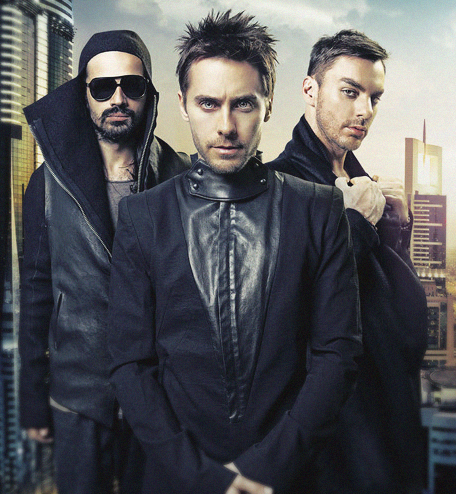 30 Seconds To Mars исполнили кавер Bad Romance