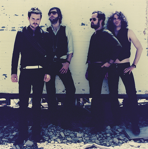 The Killers получат награду Pop Music Awards