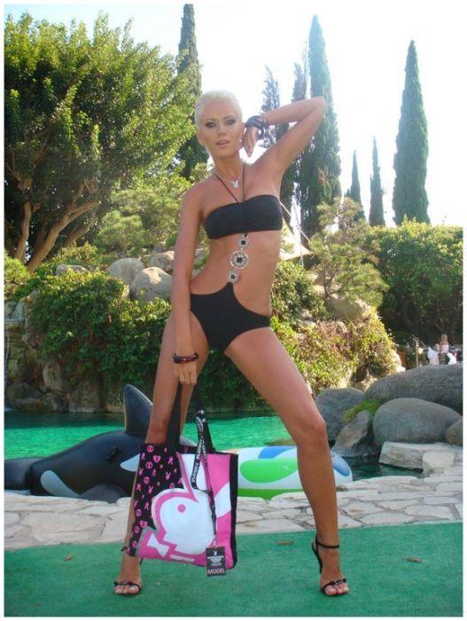 Девушка Шона Карра снялась для Playboy